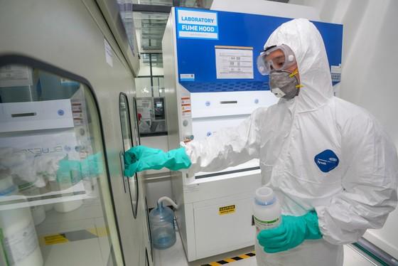 Vingroup bắt tay vào sản xuất máy thở và máy đo thân nhiệt ảnh 1