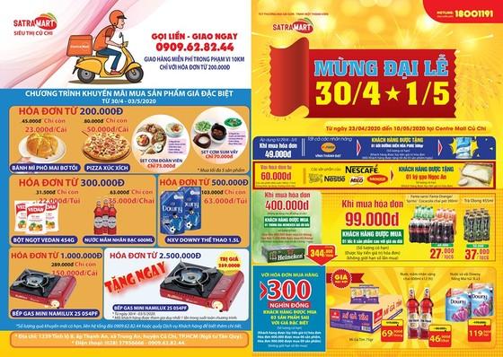 Nhiều chương trình khuyến mại hấp dẫn dịp 30-4 – 1-5 tại hệ thống bán lẻ Satra ảnh 6