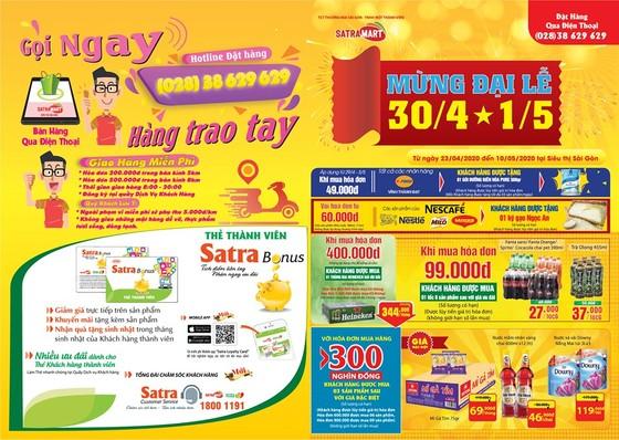 Nhiều chương trình khuyến mại hấp dẫn dịp 30-4 – 1-5 tại hệ thống bán lẻ Satra ảnh 4