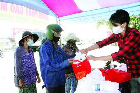 Vedan Việt Nam chung tay nhân rộng mô hình ATM gạo hỗ trợ đồng bào bị ảnh hưởng bởi dịch bệnh Covid-19 ảnh 2
