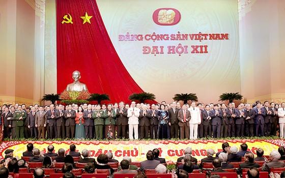 Chào mừng Đại hội Đảng các cấp, tiến tới Đại hội XI Đảng bộ TPHCM, Đại hội XIII của Đảng: Đảng phát triển, trưởng thành qua các kỳ đại hội ảnh 2