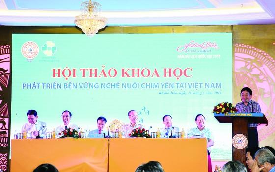 Yến sào Khánh Hòa - giá trị thương hiệu quốc gia ảnh 1
