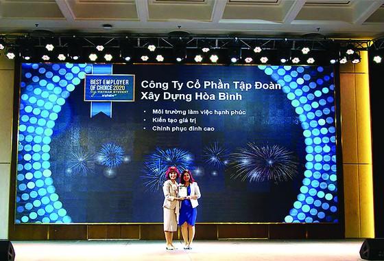 Hòa Bình lọt Tốp 50 Thương hiệu Nhà Tuyển dụng hấp dẫn với sinh viên Việt Nam 2020 ảnh 1