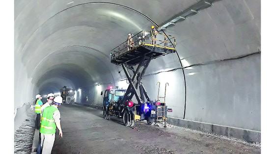Công trình giao thông trọng điểm tăng tốc  ảnh 5