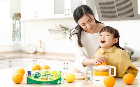 Tăng dinh dưỡng giúp trẻ phòng chống dịch Covid-19 ảnh 1