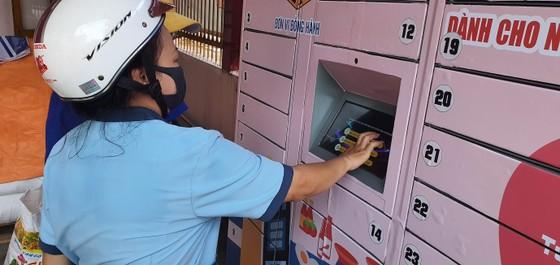 ATM nhu yếu phẩm ảnh 1