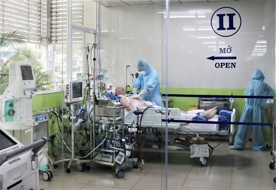 Hành trình giành giật sự sống cho bệnh nhân 91 ảnh 1