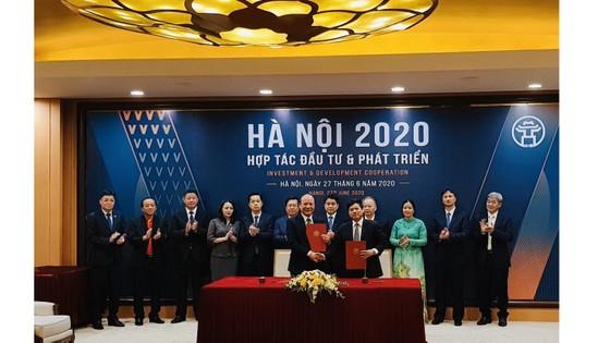 T&T Group của 'Bầu Hiển' đăng ký đầu tư hơn 700 triệu USD vào Thủ đô Hà Nội  ảnh 2