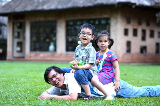 Giữ lửa hạnh phúc gia đình ảnh 1