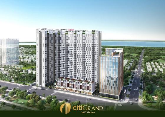 CitiGrand - Điểm sáng bất động sản quận 2 ảnh 1