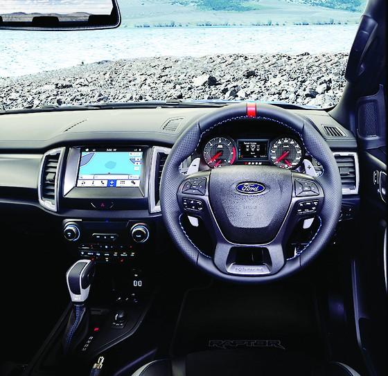 Những chi tiết nhỏ tạo nên khác biệt lớn cho các chủ xe Ford Ranger  ảnh 3
