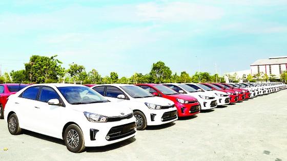 Thaco xuất khẩu xe Kia sang Myanmar ảnh 2
