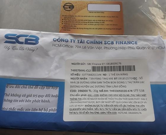 SCB cảnh báo thủ đoạn mạo danh nhân viên ngân hàng để lừa đảo mở thẻ tín dụng giả ảnh 1