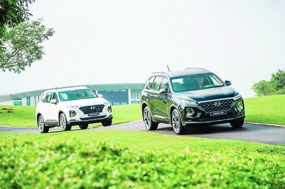 TC Motor công bố kết quả bán hàng Hyundai tháng 8-2020 ảnh 1