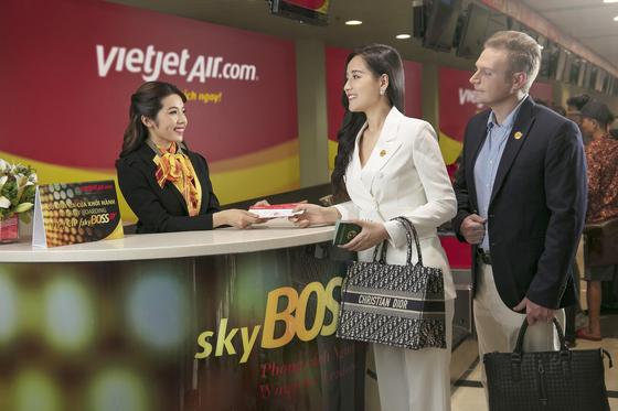 Vietjet nâng tầm hạng vé SkyBoss: Giá trị mới, đẳng cấp mới cho những người thành đạt ảnh 2