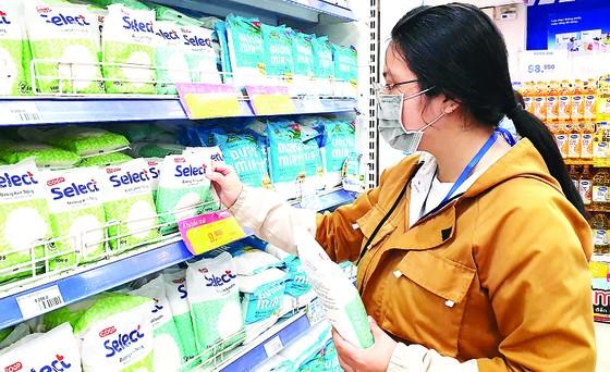 Siêu thị của Saigon Co.op: Hàng hóa chất lượng và giá phải chăng ảnh 1