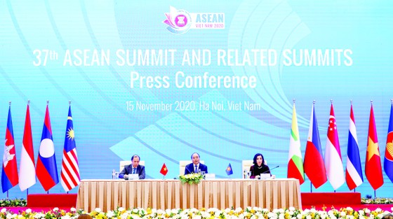 ASEAN cam kết hợp tác đa phương mạnh mẽ ảnh 1