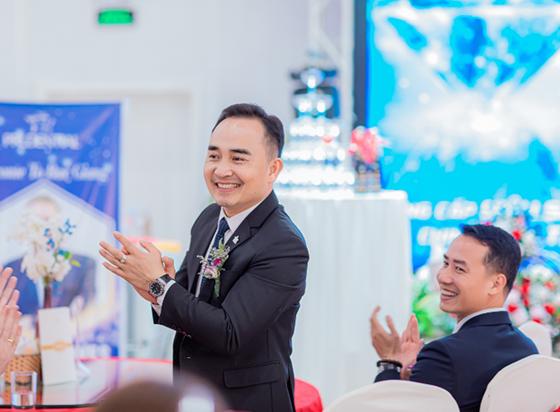 Lê Thanh Nghị, Giám đốc Văn phòng Tổng đại lý Prudential tại Bắc Giang: Thành công đến từ tình yêu nghề và lòng quyết tâm ảnh 2