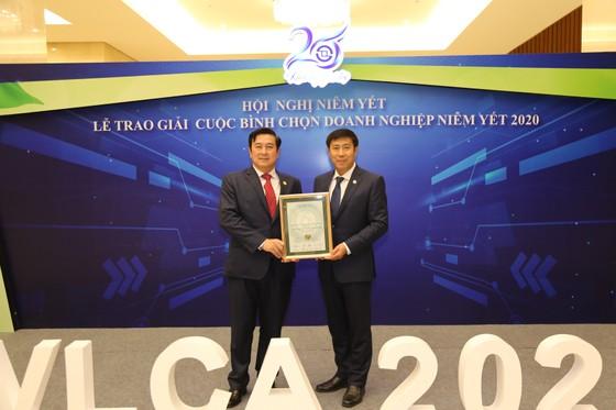 HDBank tiếp tục được vinh danh doanh nghiệp có báo cáo thường niên xuất sắc trên sàn chứng khoán ảnh 3