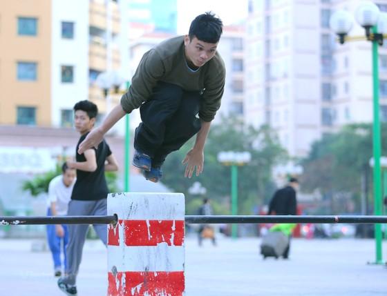 Thể thao đường phố hấp dẫn giới trẻ ảnh 3