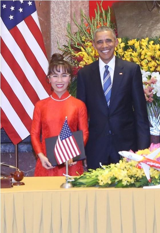 Đại sứ Hoa Kỳ thăm và làm việc với HDBank, Vietjet ảnh 8