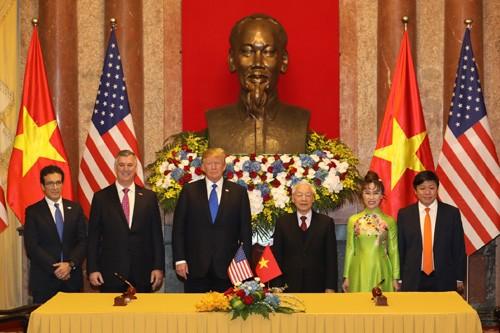 Đại sứ Hoa Kỳ thăm và làm việc với HDBank, Vietjet ảnh 7