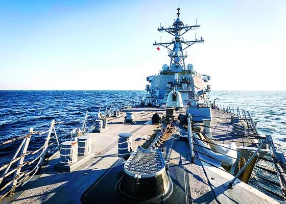 Mỹ đưa hoạt động của Bắc Kinh ở Biển Đông vào tầm ngắm ảnh 1
