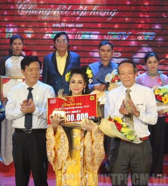 Nguyễn Thị Hàn Ni đoạt giải nhất Bông lúa vàng 2020 ảnh 1