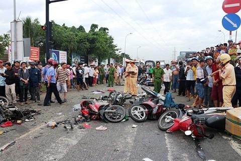 Hỗ trợ nhân đạo nạn nhân tai nạn giao thông lên đến 45 triệu đồng/người ảnh 1