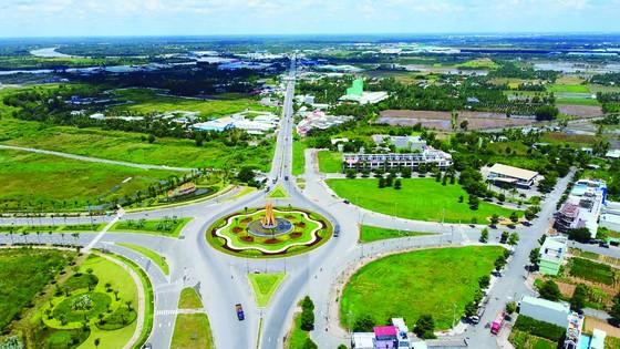 Long An dốc sức đầu tư hạ tầng giao thông ảnh 1