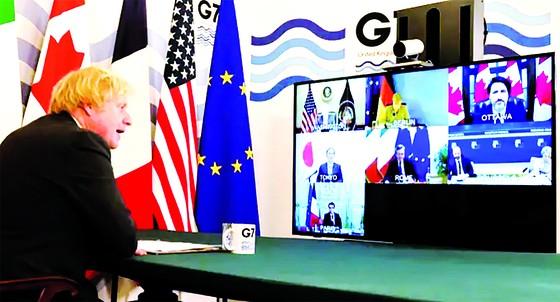 G7 chú trọng tái thiết nền kinh tế hậu Covid-19 ảnh 1