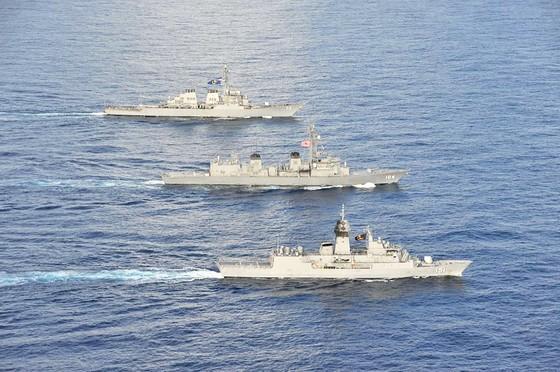 Nhật Bản đang giữ vai trò lãnh đạo Bộ tứ  ảnh 1