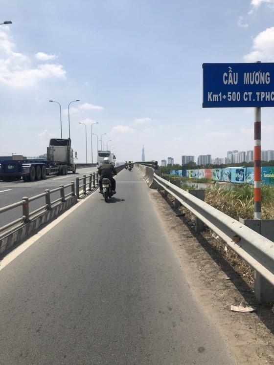 Khổ vì đường song hành cao tốc  TPHCM - Long Thành - Dầu Giây chưa xong ảnh 1