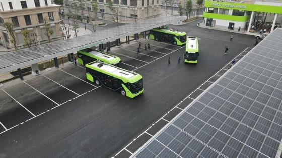 VinBus chính thức vận hành xe buýt điện thông minh đầu tiên tại Việt Nam ảnh 8