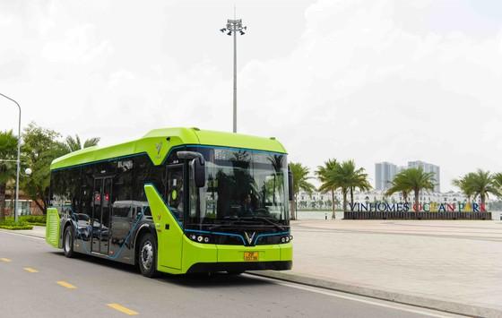 VinBus chính thức vận hành xe buýt điện thông minh đầu tiên tại Việt Nam ảnh 2
