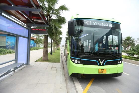 VinBus chính thức vận hành xe buýt điện thông minh đầu tiên tại Việt Nam ảnh 4