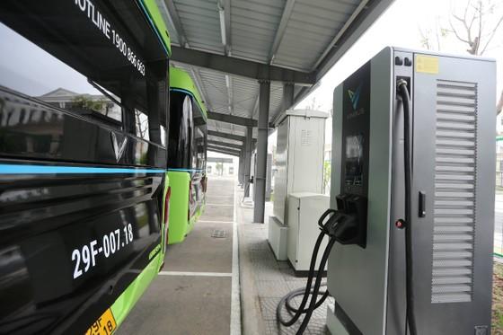 VinBus chính thức vận hành xe buýt điện thông minh đầu tiên tại Việt Nam ảnh 10