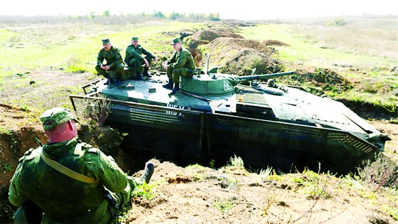 Nga và NATO: Căng thẳng tăng cao vì 'thùng thuốc súng' Ukraine  ảnh 1