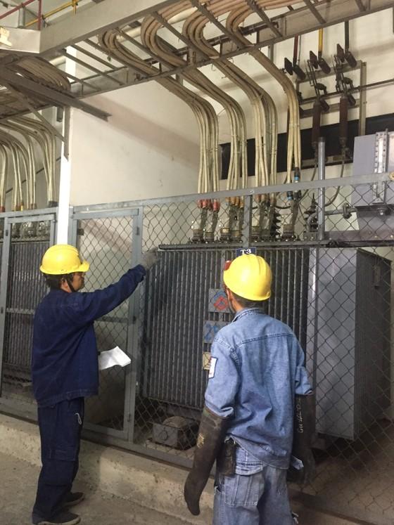 Bảo đảm cấp điện ổn định trong mùa khô ảnh 1