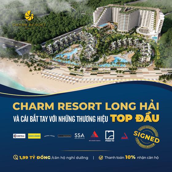 Charm Resort Long Hải: Lựa chọn đối tác dựa trên năng lực và sự đam mê ảnh 1