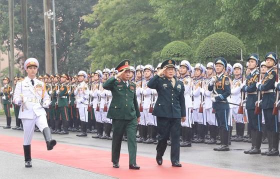 Hợp tác quốc phòng Việt Nam - Trung Quốc không ngừng được mở rộng ảnh 1