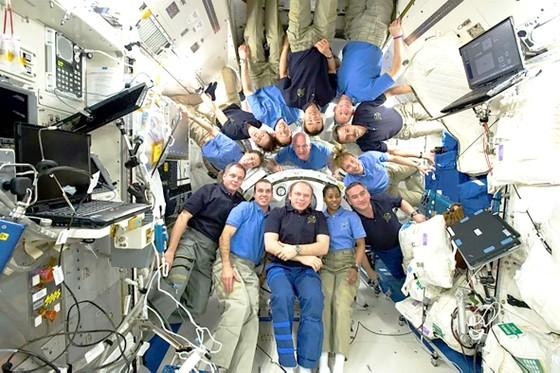 Tương lai ISS và hợp tác vũ trụ quốc tế  ảnh 1