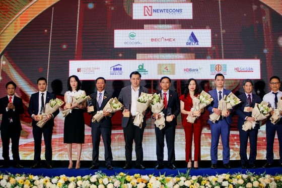 Tổng Công ty Becamex IDC đứng đầu bảng xếp hạng Doanh nghiệp BĐS Công nghiệp uy tín nhất ảnh 1
