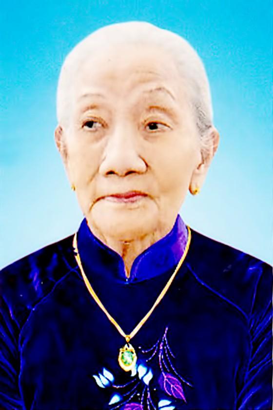 Bà Mẹ Việt Nam Anh hùng Trương Thị Tràng từ trần ảnh 1