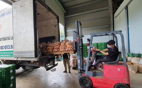 Tạo thuận lợi vận chuyển nông sản về TPHCM ảnh 2