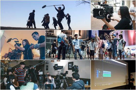 Chung sức xây dựng điện ảnh Việt ảnh 1