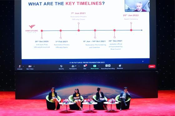 Giải thưởng khoa học - công nghệ toàn cầu Vinfuture bắt đầu vòng sơ khảo ảnh 1
