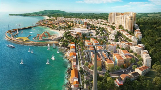 Nội lực mạnh mẽ cùng nhiều xung lực mới, Nam Phú Quốc là 'ngôi sao' trên thị trường bất động sản biển ảnh 1