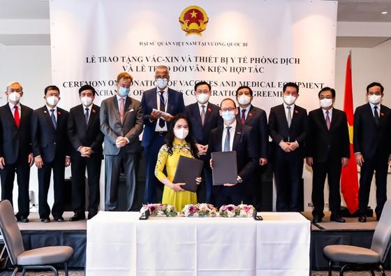 T&T Group và Ørsted hợp tác đầu tư 30 tỷ USD phát triển điện gió ngoài khơi tại Việt Nam ảnh 1