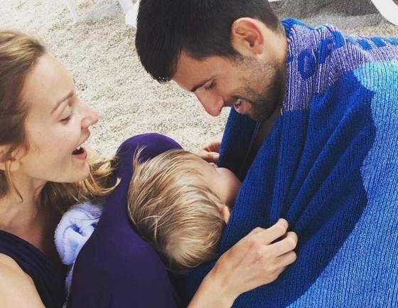 Novak Djokovic sắp có con gái